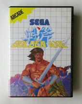 Ms Golden Axe Disambiguation Golden Axe Overseas Sega Master System Soft... - $99.58