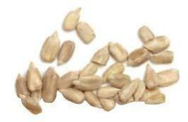 Sunflower Seeds Raw Hulled -25Lbs - $205.92
