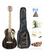 30'' All Blackwood Baritone Acoustic Electric Ukulele Left-handed Style - $118.79