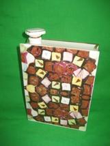 BonBon Royal Liquor Decanter Glass Bottle Box Of Chocolates - $14.92