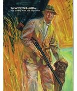 ORIGINAL Vintage 1970 Winchester Western Rifle Shotgun Catalog - $18.55