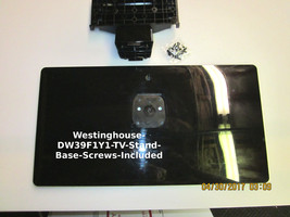 WESTINGHOUSE DW39F1Y1 HDTV Stand Base with Screws - $28.05