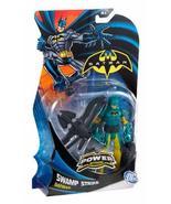 Batman Power Attack Swamp Strike Batman Figure - $7.72