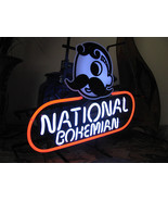"New Natty Boh National Bohemian Beer Neon Sign 20""x16"" Ship From USA - $126.21"