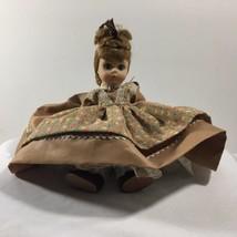 """Madame Alexander Miniature """"Meg"""" Doll, with Sleepy Eyes (8"""", 1987) - $19.75"""