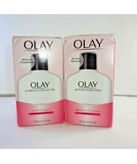 Olay Active Hydrating Beauty Fluid Lotion- Original 4oz (2PK) - $18.65