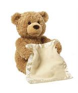 Teddy Bear Peek A Boo Play Hide And Seek Lovely Cartoon Birthday Perfect... - $31.99