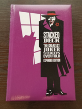 Stacked Deck The Greatest Joker Stories Ever Told Expanded Edition Hardcover - $50.00