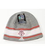 Adidas MLS Toronto FC Football Club Knit Beanie Skull Cap Adult One Size... - $18.55