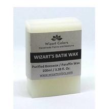 Batik Wax Block - $4.50