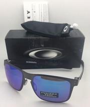Polarisierend Oakley Sonnenbrille Holbrook Metall OO4123-07 Rotguss mit / Prisma - $220.46