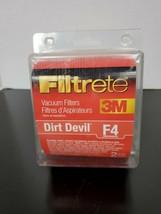 New 3M Dirt Devil F4 Vacum Filters (65825) - $6.80