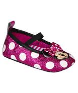 Disney Baby Girl's Casual Minnie Polka Dot Spar... - $8.00