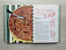 1959 Betty Crocker's Guide to Easy Entertaining - 1st Edition - hardcover image 4