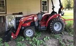 2014 MASSEY-FERGUSON 1734E For Sale In Westerlo, New York 12193 image 1