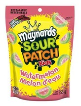 Maynards Sour Patch Kids Watermelon 10 bags 355g each Canadian Made  - $79.99