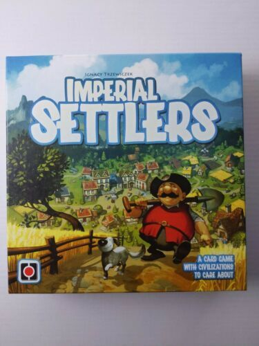 Primary image for Imperial Settlers Board Game Ignacy Trzewiczek Portal Games 1-4 Player