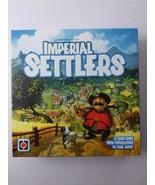 Imperial Settlers Board Game Ignacy Trzewiczek Portal Games 1-4 Player  - $98.99