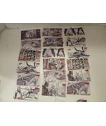 BATMAN & ROBIN ASST OF STORYBOARDS DC SKYBOX 1997- S1 - $6.85