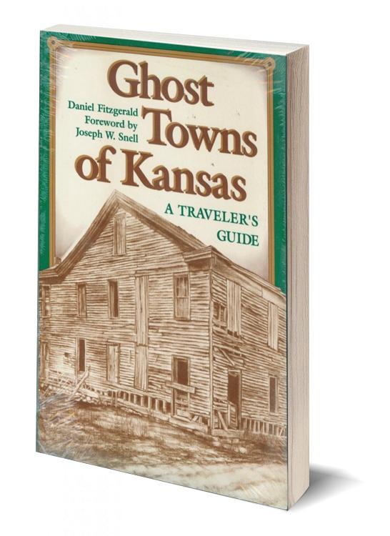 3d ghost towns of kansas