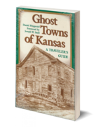 Ghost Towns of Kansas - $12.95