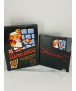 Nintendo Super Mario Brothers Cartridge Canteen Flask New Bros NEW in Box - $21.77