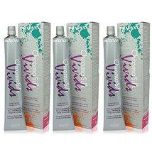 Pravana Chroma Silk Creme Hair Color Vivids Blue (3 Pack) - $29.99