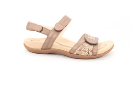 Abeo Brynn Sandals  Copper  Women's Size US  7 Neutral Footbed ()6055 - $110.00