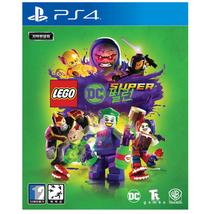 PS4 LEGO DC Super villain Korean subtitles - $30.67