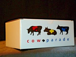 CowParade Moozart Westland Giftware #9179 AA-191859  Vintage Collectible image 4