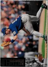 1994 Upper Deck Baseball Cars, #369, B J Surhoff, Milwaukee Brewers - $0.99