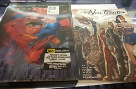 Superman: Doomsday Best Buy Limited Ed with graphic novel + Lenticular cover DVD image 2