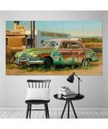 Wall Poster Art Giant Picture Print Alte Oldtimer 0228PB - $27.99