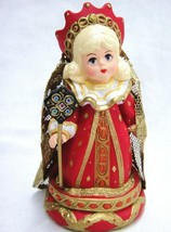 Hallmark Christmas Madame Alexander Doll Ornament The Red Queen 1997 - $9.89