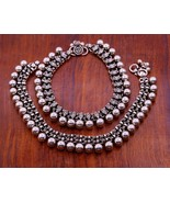 """10.5 """"long vintage antique style handmade 925 sterling silver gorgeous b... - $395.99"""