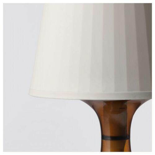 """IKEA LAMPAN Table lamp, brown 11 """" image 4"""