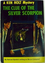 Ken Holt Clue of the Silver Scorpion no.16 Special Collectors Edition hcdj - $75.00
