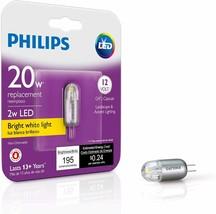 Philips 458513 20W Equivalent 12V Capsule LED Light Bulb - $8.41