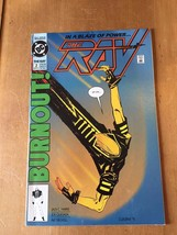The Ray #2 (Mar 1992) Vfn - Dc Comics - Seis Issue Abecedario - $1.89