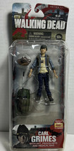 McFarlane Toys The Walking Dead Series 4: Carl Grimes Action Figure Dama... - $19.99
