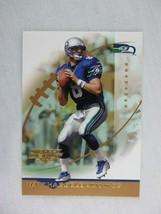 Matt Hasselbeck Seattle Seahawks 2002 Topps Football Card 52 - $0.98