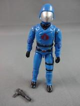 Vintage GI JOE Action Figure 1983 Cobra Commander 100% (B) - $44.37