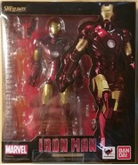 NEW Bandai S.H.Figuarts Iron Man Mark 3 Japan version - $79.20