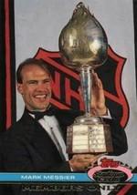 1991 Stadium Club Members Only #NNO Mark Messier New York Rangers - $4.99