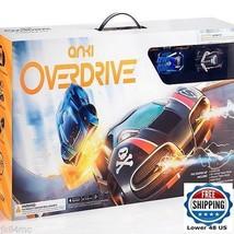 Supercars Racing Kit 8 Expandable Racetracks Futuristic Robotic Overdriv... - $212.79