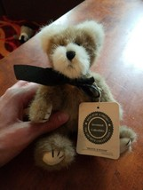 "NEW BOYDS INVESTMENT BRISTOL B. WINSOR RETIRED ARCHIVE BEAR 8"" - $4.95"