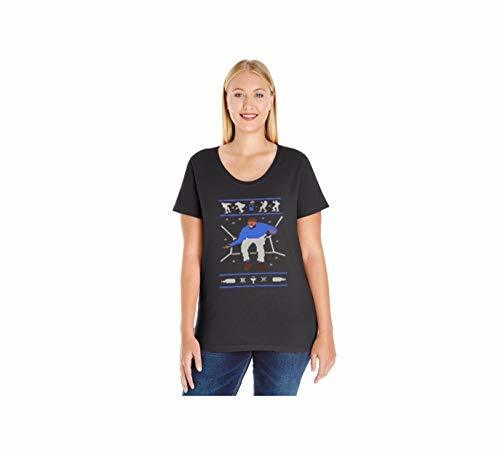 Primary image for 12.99 Prime Tees Women's Drake Hotline Bling Plus Size Scoop Neck T Shirt 22-24