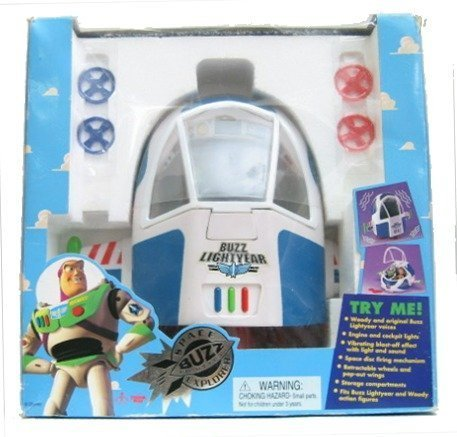 TOY Story ~ BUZZ Lightyear - SPACE EXPLORER by Thinkway Toys - Disney's Toy Stor
