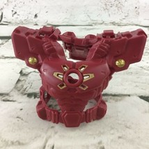 Marvel Avengers Iron Man Replacement PVC Chest Plate For Action Figure - $9.89