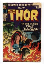JOURNEY INTO MYSTERY #120-SILVER AGE MARVEL-THOR--JACK KIRBY  g+ - $25.22